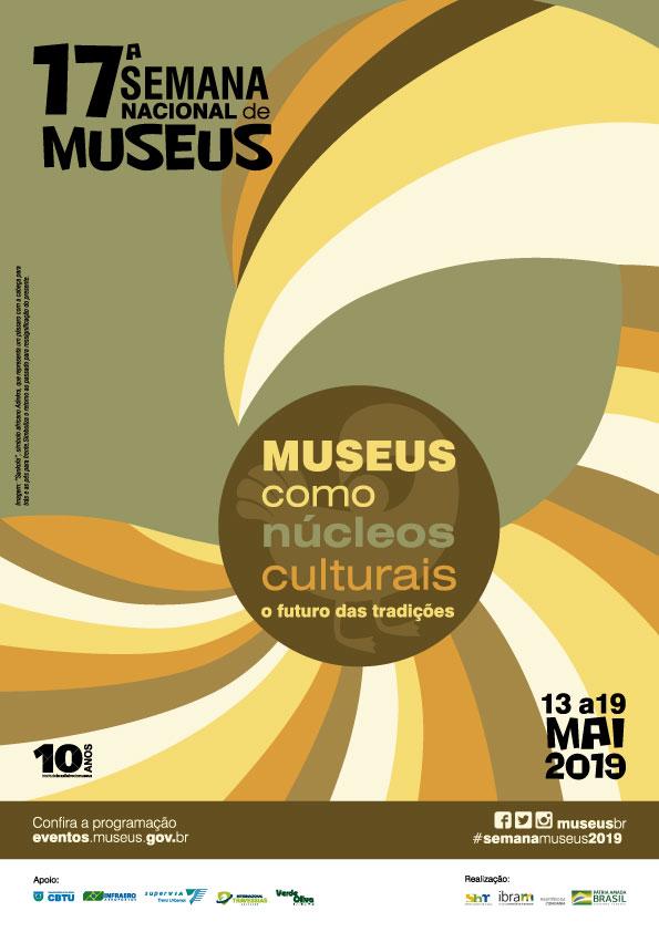 Confira a Programação em Florianópolis da 17ª Semana Nacional de Museu